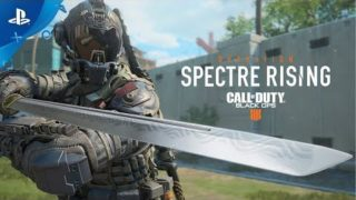 Call of Duty: Black Ops 4 — Operation Spectre Rising Trailer | PS4