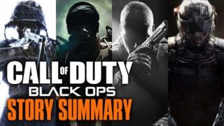 Call of Duty: Black Ops Saga Story Summary – What You Need to Know!