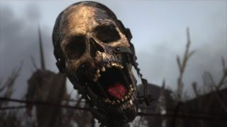 """Call of Duty®: WWII – The Resistance DLC 1 – """"The Darkest Shore"""" Nazi Zombies Trailer"""