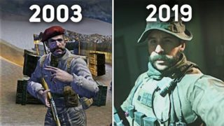 Evolution of Captain Price in Every Call of Duty Game (2003 – 2019)