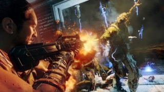 """Official Call of Duty®: Black Ops III – """"The Giant"""" Zombies Bonus Map Gameplay Trailer"""
