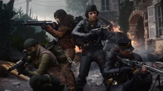 """Official Call of Duty®: WWII – United Front DLC 3 – """"The Tortured Path"""" Nazi Zombies Trailer"""