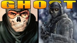"""The Full Story of Simon """"GHOST"""" Riley (Modern Warfare Story)"""