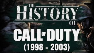 The History of Call of Duty: CoD 1 (1998-2003) (Part 1)