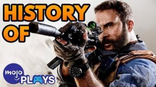 The Volatile History of Call of Duty | MojoPlays