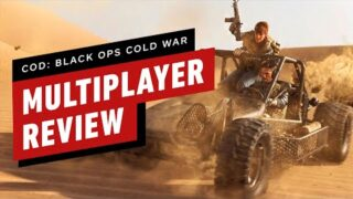 Call of Duty: Black Ops Cold War – Multiplayer Review