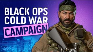 Call Of Duty:  Black Ops – Cold War | PS5 campaign gameplay