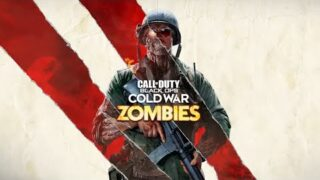 COD Cold War: Zombies Trailer