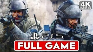 CALL OF DUTY MODERN WARFARE PS5 Gameplay Walkthrough Part 1 Campaign FULL GAME 4K 60FPS