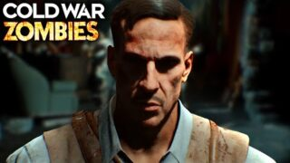 THE RETURN OF RICHTOFEN IN COLD WAR ZOMBIES