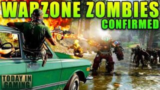 Warzone Zombies Confirmed & Outbreak Mode Early Access – Cyberpunk Update DELAYED – Today In Gaming