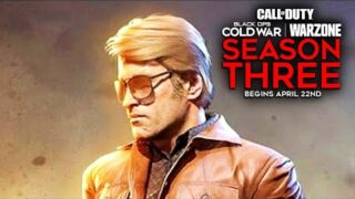 Black Ops Cold War Season 3 Trailer, We were WRONG about Warzone Nuke Event & Soap Operator Teased