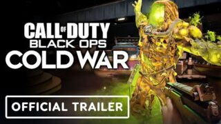 Call of Duty: Black Ops Cold War Season Two – Official Zombies Onslaught Trailer