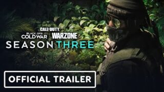 Call of Duty: Black Ops Cold War & Warzone Season 3: Official Story Trailer
