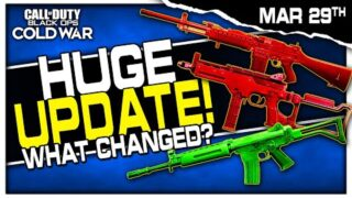 Massive Balance Update! | What Exactly Changed? (Cold War Mid-Season 2)
