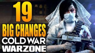 Call of Duty Warzone: 19 Big Changes In Today's Update!