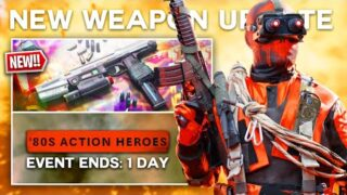 Call of Duty WARZONE: The SURPRISE NEW WEAPON DROP & Revealed Content…