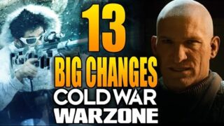 Call of Duty Warzone: 13 Big Changes In Today's Update! (New Zombies Map Revealed)