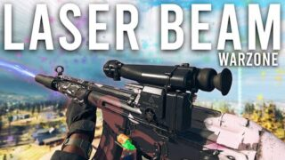 This Gun is a LASER BEAM now in COD Warzone!