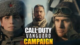 Call of Duty Vanguard: Campaign Gameplay Details!